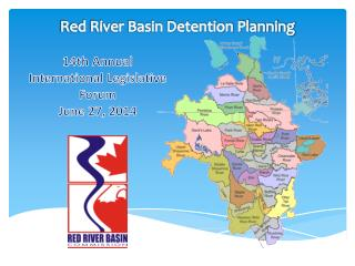 Red River Basin Detention Planning