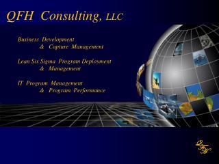 QFH  Consulting,  LLC