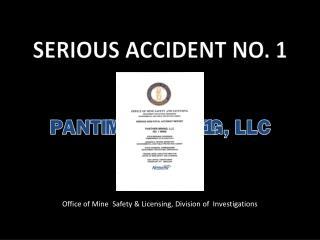 PANTHER MINING, LLC