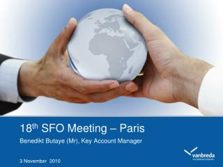 18 th  SFO Meeting – Paris