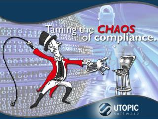 Assessing the  Threatscape Addressing compliance requirements Respond, don't just report