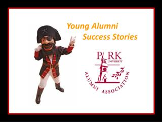 Young Alumni          Success Stories