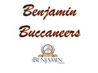 Benjamin  Buccaneers