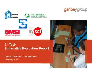 21-Tech  Summative Evaluation Report