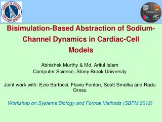 Bisimulation -Based  Abstraction of Sodium-Channel Dynamics in  Cardiac-Cell Models