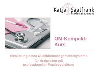 QM-Kompakt-Kurs