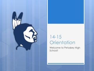 14-15 Orientation