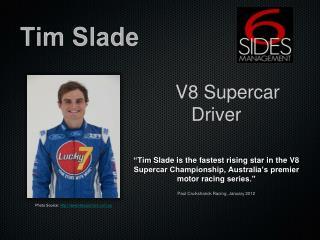 Tim Slade