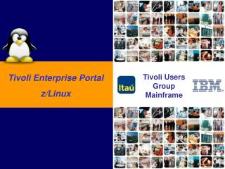 Tivoli Users Group Mainframe
