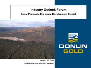 Industry Outlook Forum Kenai Peninsula Economic Development District