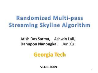 Atish Das  Sarma ,     Ashwin Lall ,  Danupon Nanongkai ,    Jun  Xu
