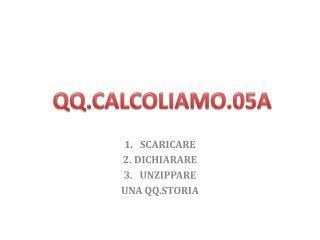 QQ.CALCOLIAMO .05A