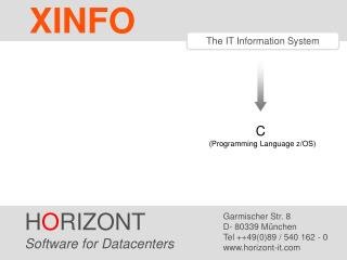 C  (Programming Language z/OS)