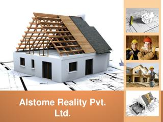 Alstome Reality Pvt. Ltd.