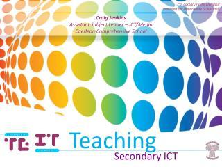 Secondary ICT
