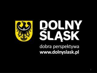 Departament Regionalnego Programu Operacyjnego  • Wrocław, listopad 2009