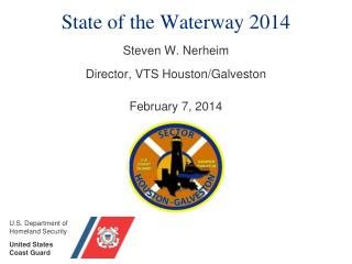 State of the  Waterway 2014