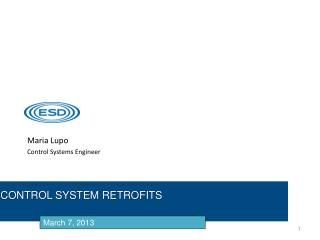 Maria Lupo Control Systems Engineer