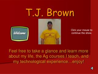 T.J. Brown