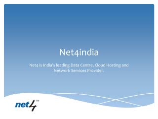Net4's Wide Range of Services