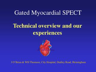 Gated Myocardial SPECT