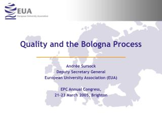 Quality and the Bologna Process