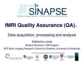 fMRI Quality Assurance (QA) (v2)