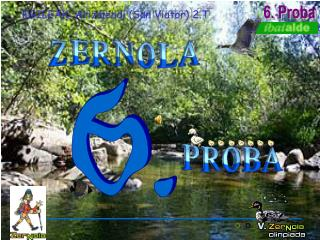 EGILEAK: Arizmendi (San Viator) 2.T