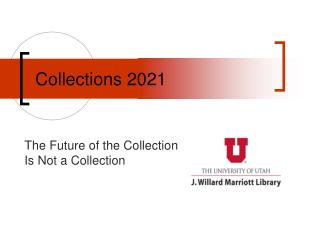 Collections 2021