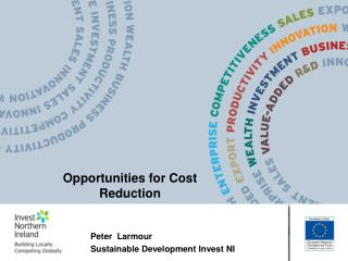 Opportunities for Cost Reduction