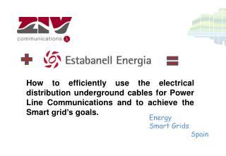 Energy  Smart  Grids Spain