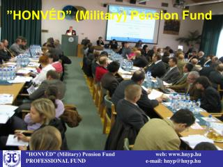 """HONVÉD"" (Military) Pension Fund"