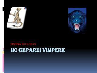 HC GEPARDI VIMPERK