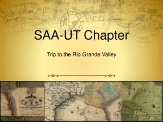 SAA-UT Chapter