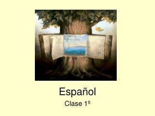 Español Clase 1º