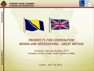 FOREIGN TRADE CHAMBER OF BOSNIA AND HERZEGOVINA