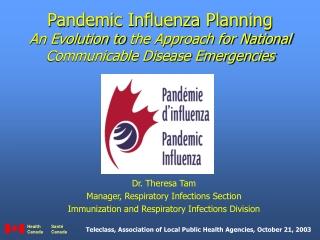 Pandemic influenza Preparedness