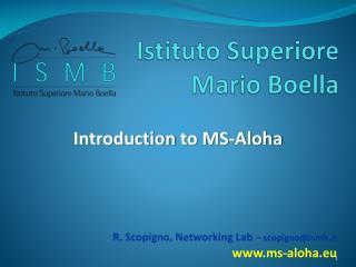 Istituto Superiore  Mario Boella