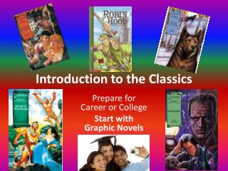 Introduction to the Classics