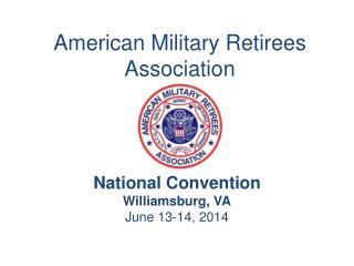 American Military Retirees Association