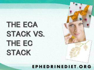 THE ECA STACK VS. THE EC STACK