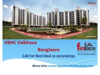 VBHC Vaibhava - New Launch Project at Anekal, Bangalore