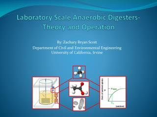 Laboratory Scale Anaerobic Digesters- Theory and Operation
