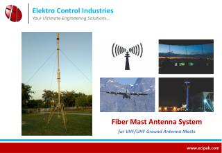 Elektro Control Industries Your Ultimate Engineering Solutions…