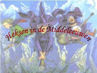 Heksen in de Middeleeuwen