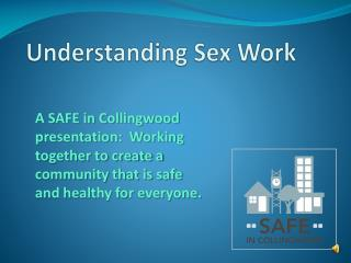 Understanding Sex Work