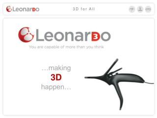 … making  3D happen …