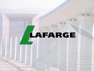 Lafarge and Climate Ch ange