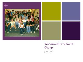 Woodward Park Youth Group
