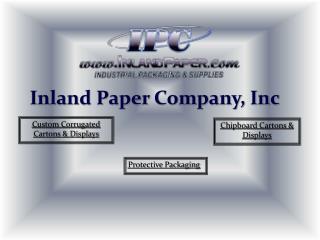 Inland Paper Company, Inc